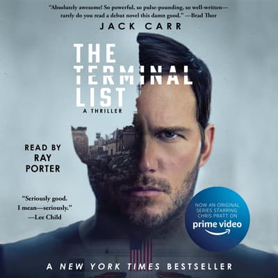 The Terminal List by Jack Carr audiobook