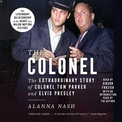 The Colonel by Alanna Nash audiobook