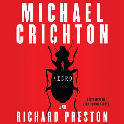 Micro by Michael Crichton audiobook