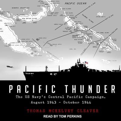 Pacific Thunder by Thomas McKelvey Cleaver audiobook