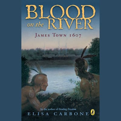 Blood on the River by Elisa Carbone audiobook