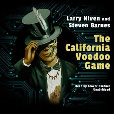 The California Voodoo Game by Larry Niven audiobook