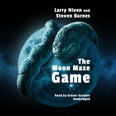 The Moon Maze Game by Larry Niven audiobook
