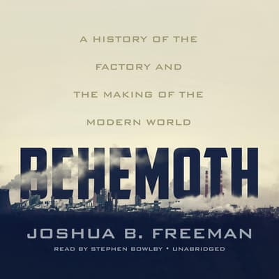 Behemoth by Joshua B. Freeman audiobook