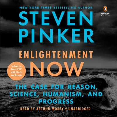 Enlightenment Now by Steven Pinker audiobook