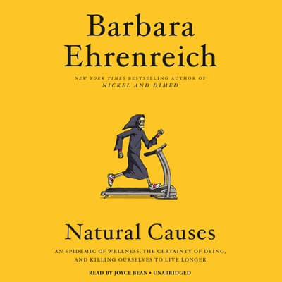 Natural Causes by Barbara Ehrenreich audiobook