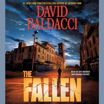 The Fallen by David Baldacci audiobook