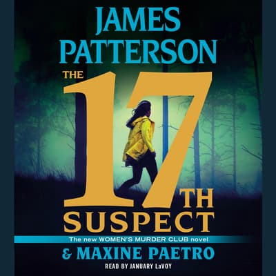 The 17th Suspect by James Patterson audiobook