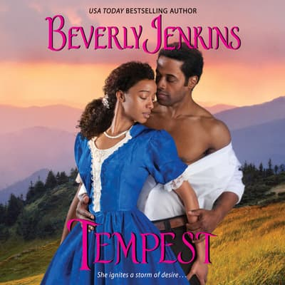 Tempest by Beverly Jenkins audiobook