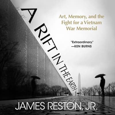 A Rift in the Earth by James Reston audiobook