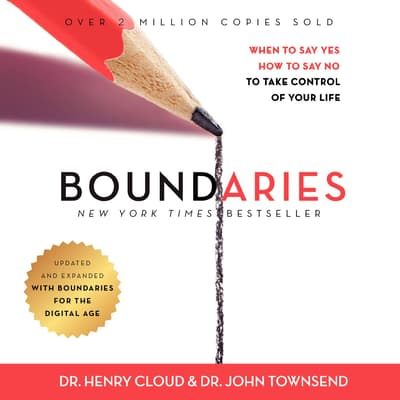 Boundaries, Updated and Expanded Edition by John Townsend audiobook