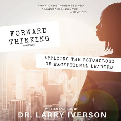 Forward Thinking by Larry Iverson audiobook
