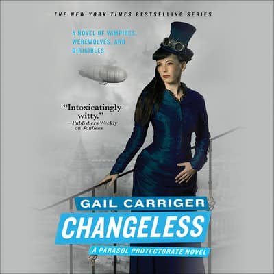 Changeless by Gail Carriger audiobook