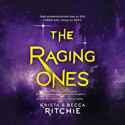 The Raging Ones by K. B. Ritchie audiobook