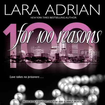 For 100 Reasons by Lara Adrian audiobook