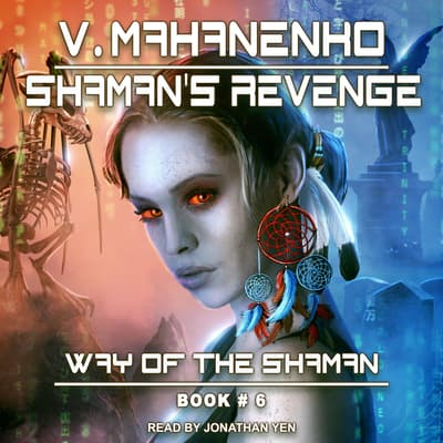 Shaman's Revenge by Vasily Mahanenko audiobook