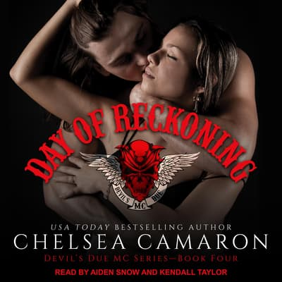 Day of Reckoning by Chelsea Camaron audiobook
