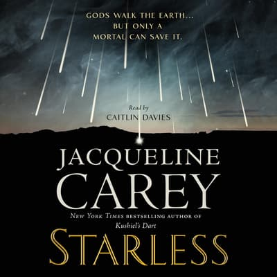 Starless by Jacqueline Carey audiobook