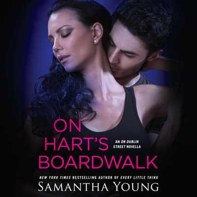 On Hart's Boardwalk by Samantha Young audiobook