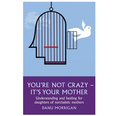 You're Not Crazy—It's Your Mother by Danu Morrigan audiobook