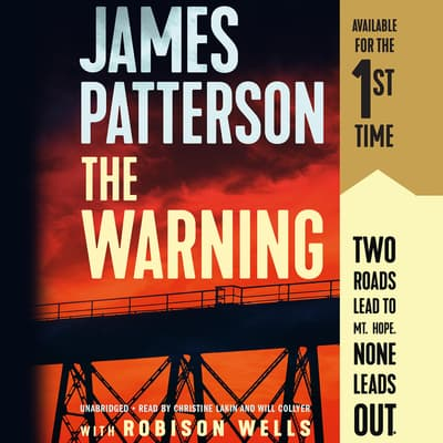 The Warning by James Patterson audiobook