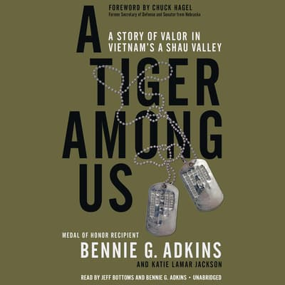 A Tiger among Us by Bennie G. Adkins audiobook