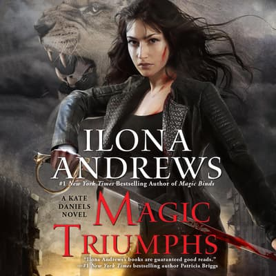 Magic Triumphs by Ilona Andrews audiobook