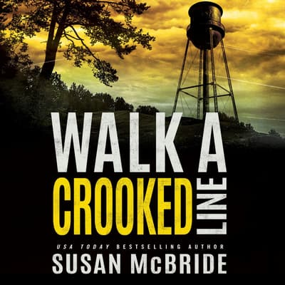 Walk a Crooked Line by Susan McBride audiobook