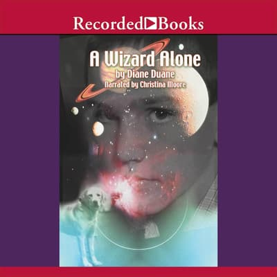 A Wizard Alone by Diane Duane audiobook