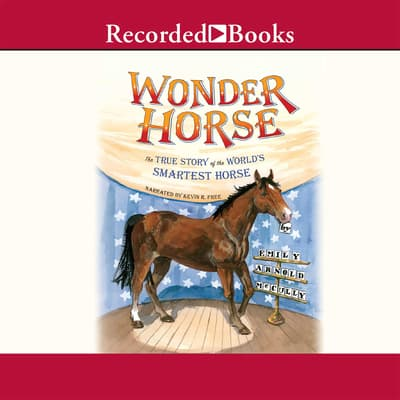 Wonder Horse by Emily Arnold McCully audiobook