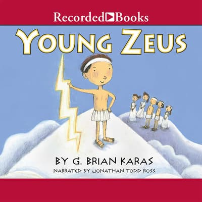 Young Zeus by G. Brian Karas audiobook