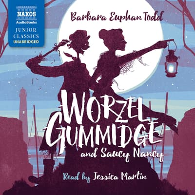 Worzel Gummidge and Saucy Nancy by Barbara Euphan Todd audiobook