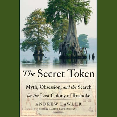The Secret Token by Andrew Lawler audiobook