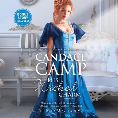 His Wicked Charm by Candace Camp audiobook