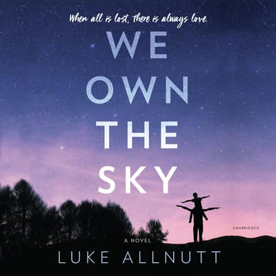We Own the Sky by Luke Allnutt audiobook