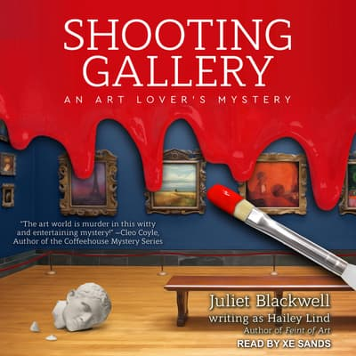 Shooting Gallery by Juliet Blackwell audiobook