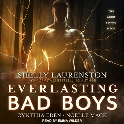 Everlasting Bad Boys by Shelly Laurenston audiobook