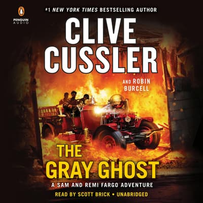 The Gray Ghost by Clive Cussler audiobook