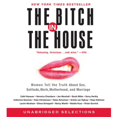 The Bitch in the House by Cathi Hanauer audiobook