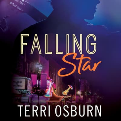 Falling Star by Terri Osburn audiobook