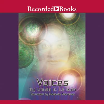 Voices by Ursula K. Le Guin audiobook