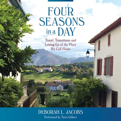 Four Seasons in a Day by Deborah Jacobs audiobook