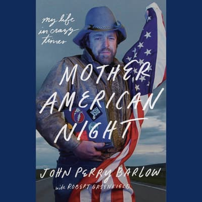 Mother American Night by Robert Greenfield audiobook