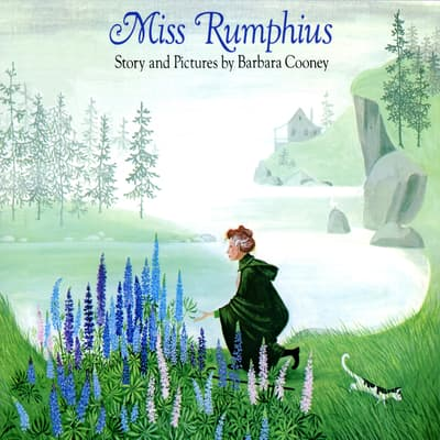 Miss Rumphius by Barbara Cooney audiobook