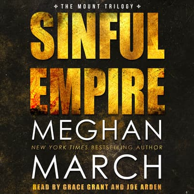 Sinful Empire by Meghan March audiobook