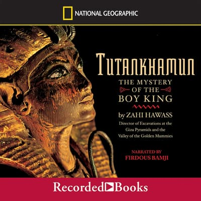 Tutankhamun by Zahi Hawass audiobook