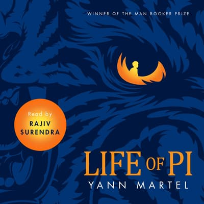Life of Pi by Yann Martel audiobook