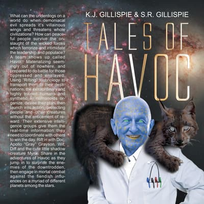 Tales of Havoc by K. J. Gillispie audiobook