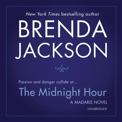 The Midnight Hour by Brenda Jackson audiobook