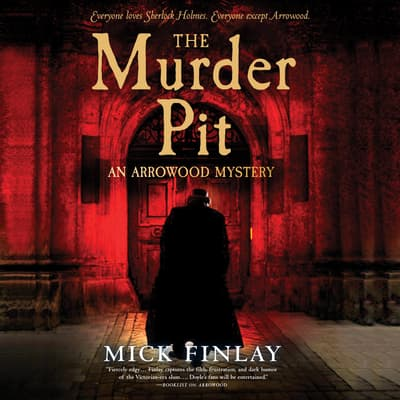 The Murder Pit by Mick Finlay audiobook